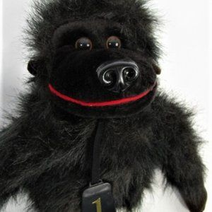 Fuzzy Gorilla Golf Driver Cover